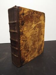 1813 Family Bible - Volume 1 Only - Betsy Ross Family Members
