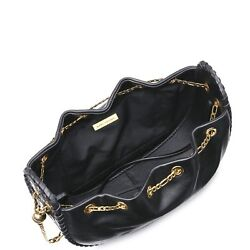 NEW MARC JACOBS WOMENS SWAY LEATHER BUCKET BAG