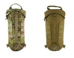 Modular Molle Hydration Pack 3l + Removable Padded Straps Tactical Military Us