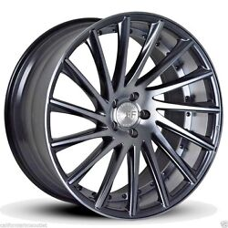 """22"""" Rf16 Staggered Wheels Rims For Bmw F01 7 Series 740 750 F13 6 Series 640 650"""