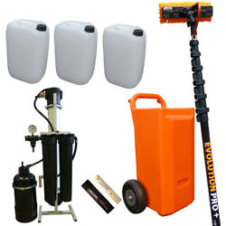 45Ltr Xline Trolley Advanced Package for Professional Window Cleaners