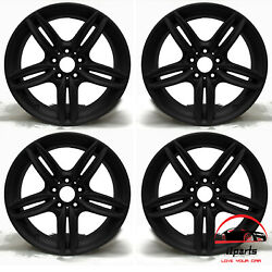 Set Of 4 Bmw 5 And 6-series Activehybrid 5 M6 11-18 19 Factory Oem Wheels Rims