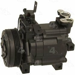 Four Seasons 97485 Reman York-Dsl Kiki-Zexel-Seltec Dkv10r Compressor WClutch