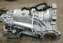 Automatic Transmission 2014 Audi A7 3.0l Awd Quattro Transfer Case Front Differ