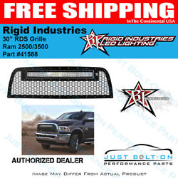 Rigid Lighting 41588 13-16 Ram 2500-3500 30and039and039rds Grille