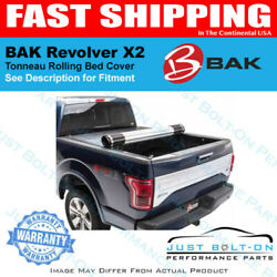 Bak Revolver X2 Rolling Cover Fits 2008-2016 Ford Super Duty 6and039 9 Bed 39310