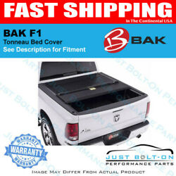 Bakflip F1 Tonneau Cover Fits 2000-2004 Nissan Frontier 6and039 6 Bed 772501