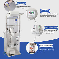 20-2500g Packing Machine Back Side Seal&Granule Weighing(Max Size:27*30cm W x L)