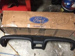 1969 1970 Ford Mustang Mach 1 Dash Pad AC *NOS* Shelby Boss 69 70 Air panel NOS
