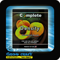 Complete Hydroponics Nutrients Density 1 Gallon Sweetener Carbohydrate Booster