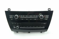 USED GENUINE BMW F15 F16 X5 M X6 M Radio Climate Control Panel Unit 64119388811