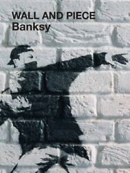 Wall And Piece Hardcover by Banksy; Bansky Brand New Free shipping in the US