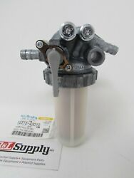 New Genuine Kubota Fuel Filter Assembly 1g313-43010 And 15393-43017