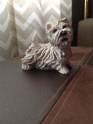 Ron Hevener West Highland White Terrier (Westie) Figurine Figure