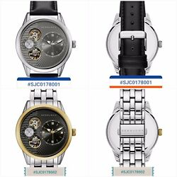 New Sean John Menand039s Watch - Various Styles Colors Models Selections