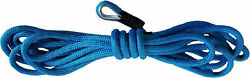 Double Braid Anchor Line - 1/2 X 250and039 - Royal Blue / Usa Made / Non-fading