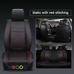 Car Seat Covers Interior Accessories 5 Seat For Volkswagen Cushion Mat Protector