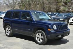 Patriot Sport 2012 Jeep Patriot Sport 47700 Miles Blue SUV 4 Manual