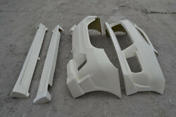 Bodykit Axis For Honda Fit/jazz Gd