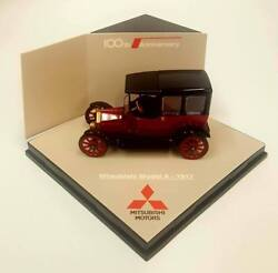 Limited Edition 100th Anniversary Mitusbishi Model A Collector Car