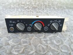 96-99 CHEVY TAHOE GMC SIERRA DASH AC HEATER CLIMATE TEMPERATURE CONTROL OEM