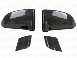2004-2007 CARBON FIBER SIDE MIRRORS FOR LAMBORGHINI GALLARDO