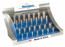 New Hougen Hou-12900 Display Case With 12000-series Annular Cutters