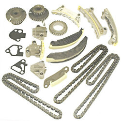 Timing Chain Kit For Buick Enclave Lacrosse V6 3.6l 07-09 Cadillac Cts Srx 07-09