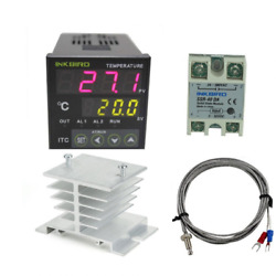 Inkbird AC 100 - 220V ITC-100VH Outlet Digital PID Thermostat Temperature Contro