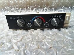 96-99 CHEVY TAHOE GMC SIERRA DASH AC HEATER CLIMATE TEMPERATURE CONTROL OEM 2