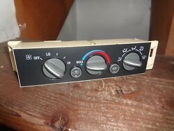 96-99 GMC Chevy Tahoe Truck HEATER AC CLIMATE CONTROL UNIT wo Rear Defrost
