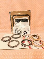 GM 4L65E TRANSMISSION REBUILD KIT W CLUTCHES AND STEELS 2001 2003 $155.75