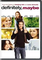 Definitely Maybe Widescreen - Dvd - Very Good