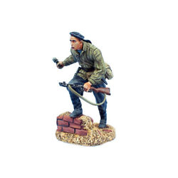 Russtal050 Soviet Naval Infantry Advancing W/ppsh41 And Grenade By First Legion