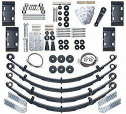 Rubicon Express Extreme Duty Front And Rear Suspension For 76-81 Cj5/cj7 Re5525