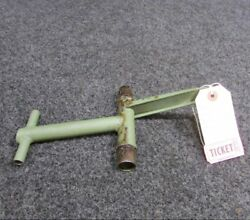 0660155-9 Cessna L-19 Rear Pedal Bar Assembly New Old Stock