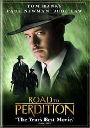 Road To Perdition Full Screen Edition - Dvd - Very Good