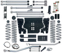 Rubicon Expr. Extreme Duty Standard Front And Rear Suspension For 97-02 Wrangler