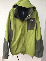 The 2 In 1 Atlas Triclimate Hyvent Mens Jacket Sz L