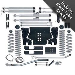 Rubicon Expr. Extreme-duty Standard Front And Rear Suspension For 97-02 Wrangler
