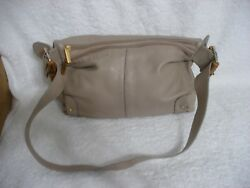 Women's Lovely Medium Tan soft Leather