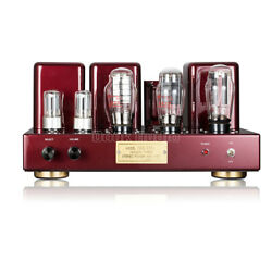 Hi-fi 2a3 Vacuum Tube Power Amplifier Class A Single-ended Home Stereo Audio Amp
