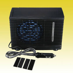 12V Portable Car Air Conditioner Water Evaporative Air Fan Cooling Fan