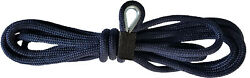 Double Braid Anchor Line - 3/8 X 50and039 - Navy Blue / Usa Made / Non-fading