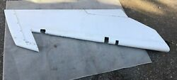 Cessna 310p Rudder Assembly With Trim Tab 0831002-203 And 0831002-5