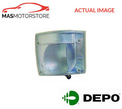 Indicator Light Blinker Lamp Right Front Depo 212-1594r-a I New Oe Replacement