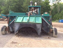 Frontier TB 12 Pull Behind Compost Turner