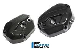 Ilmberger Gloss Carbon Cylinder Head Rocker Covers Pair Bmw R1200 Gs Lc 2015