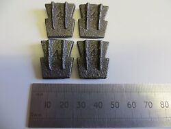 Iron Hammer Wedges For Axe Handle X 4 Size No.4, Repair Iron Wedges, Lump Hammer