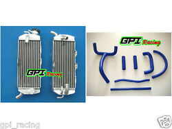 KTM 620 640 660 LC4 replacement radiator &blue hose L&R both sides with warranty